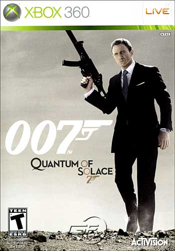 007 Quantum of Solace (Xbox360)
