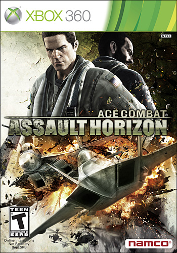 Ace Combat: Assault Horizon (Xbox360)