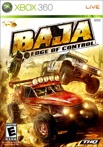 Baja: Edge of Control (Xbox360)