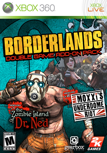 Borderlands: Add-On Pack (Xbox360)