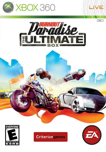 Burnout Paradise: The Ultimate Box (Xbox360)
