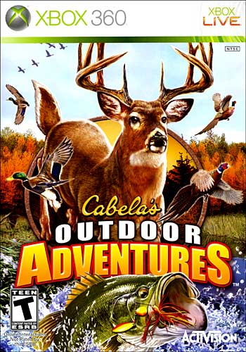 Cabela's Outdoor Adventures (Xbox360)