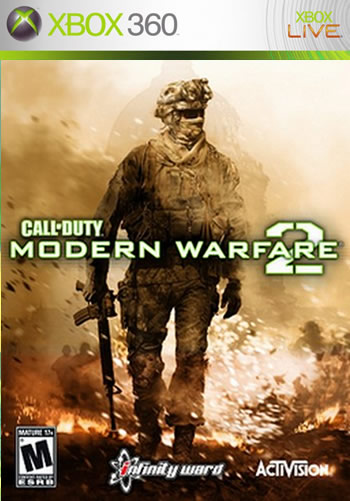 Call of Duty: Modern Warfare 2 (Xbox360)