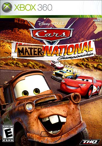 Cars: Mater-National Championship (Xbox360)