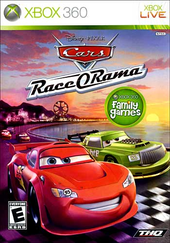 Cars: Race-O-Rama (Xbox360)