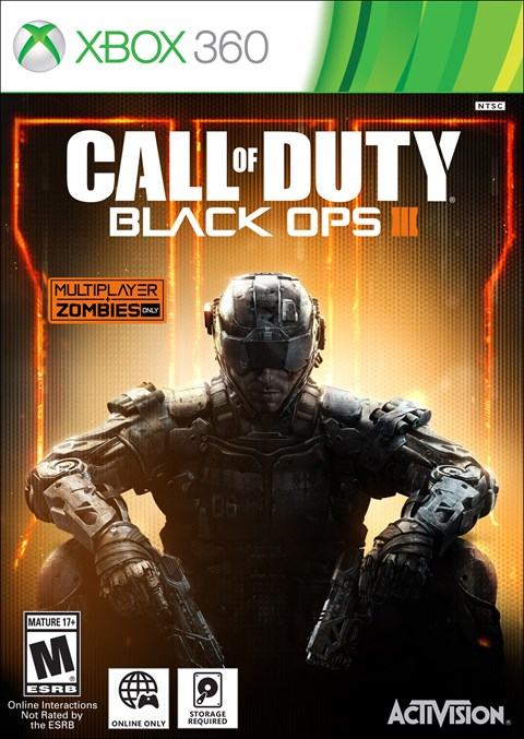 Call of Duty: Black Ops 3 (Xbox360)
