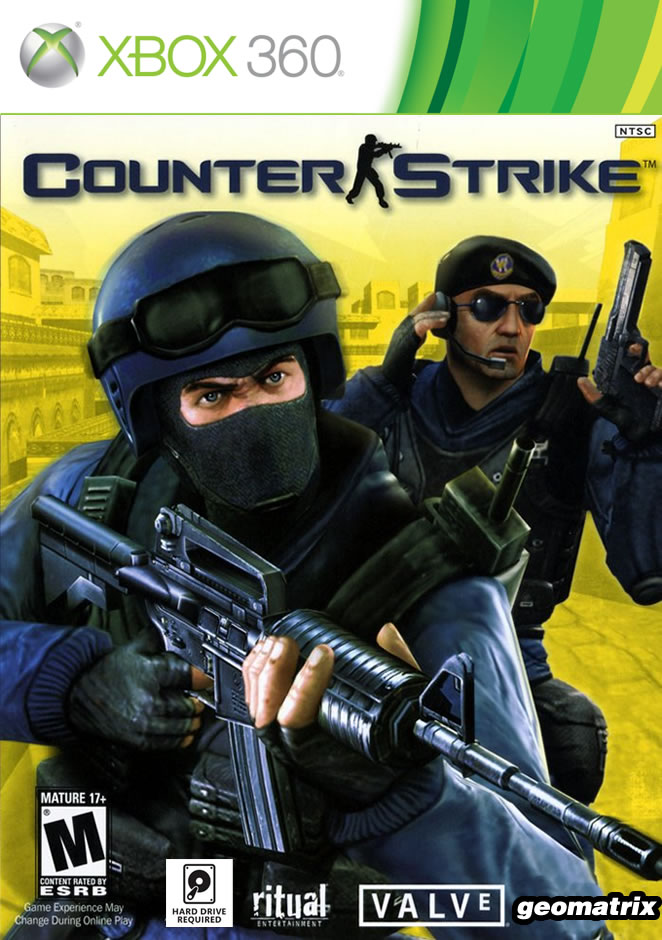 Counter Strike (Xbox360)