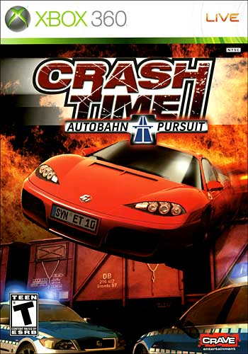 Crash Time: Autobahn Pursuit (Xbox360)