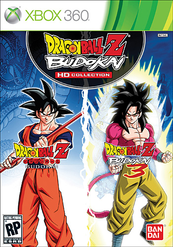 Dragon Ball Z: Budokai HD Collection (Xbox360)
