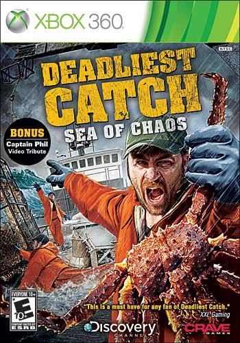 Deadliest Catch: Sea of Chaos (Xbox360)