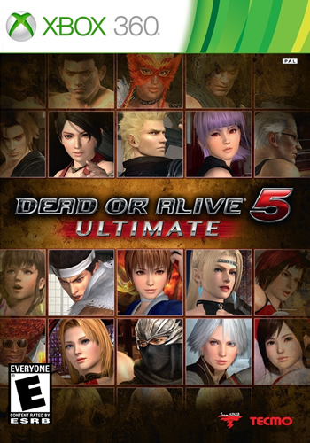 Dead or Alive 5: Ultimate (Xbox360)