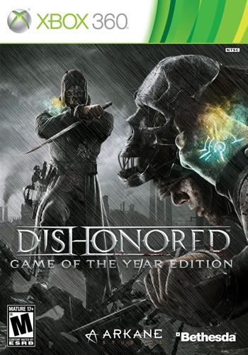 Dishonored: Game of the Year Edition (Xbox360)