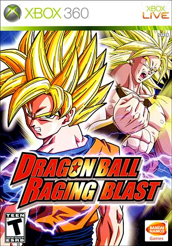 Dragon Ball: Raging Blast (Xbox360)