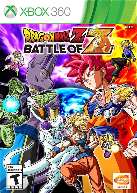 Dragon Ball Z: Battle of Z (Xbox360)