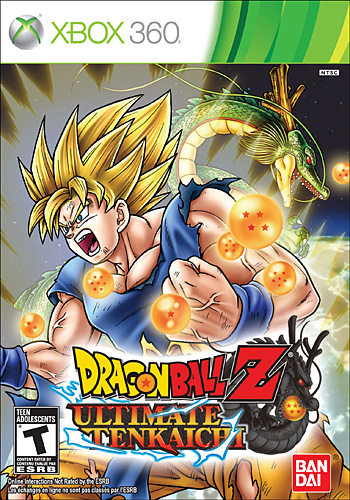 Dragon Ball Z: Ultimate Tenkaichi (Xbox360)
