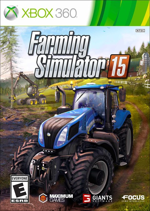 Farming Simulator (Xbox360)