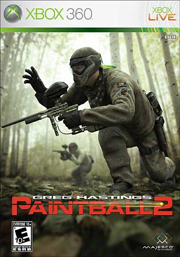 Greg Hasting's Paintball 2 (Xbox360)