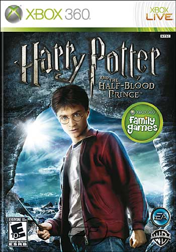 Harry Potter and the Half-Blood Prince (Xbox360)