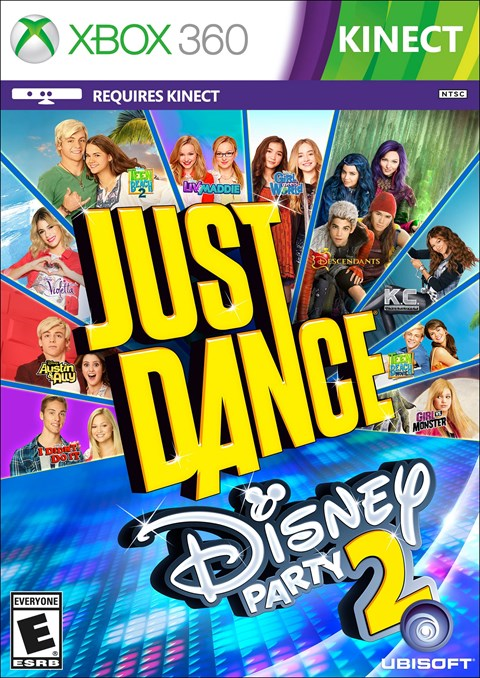 Just Dance: Disney Party 2 (Xbox360)