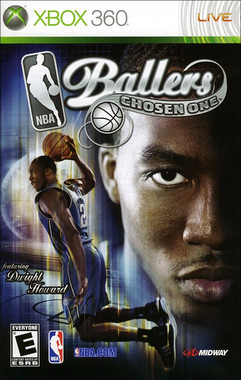 NBA Ballers: Chosen One (Xbox360)
