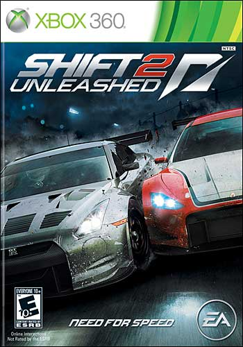 Need for Speed Shift 2: Unleashed (Xbox360)