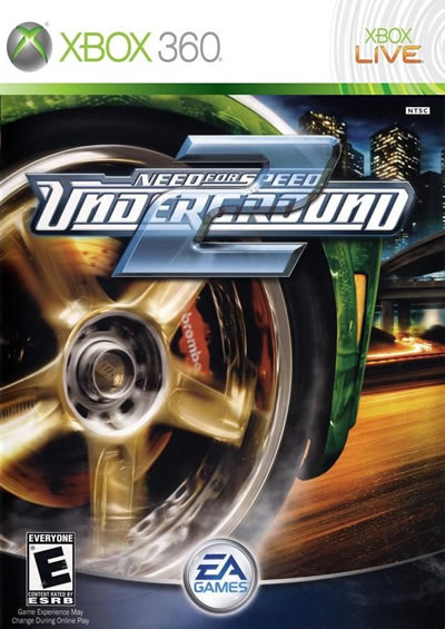 Need for Speed: Underground 2 (Xbox360)
