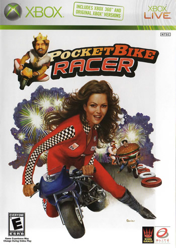 Pocket Bike Racer (Xbox360)