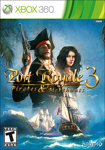Port Royale 3: Pirates & Merchants (Xbox360)