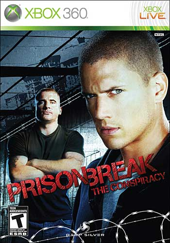 Prison Break: The Conspiracy (Xbox360)