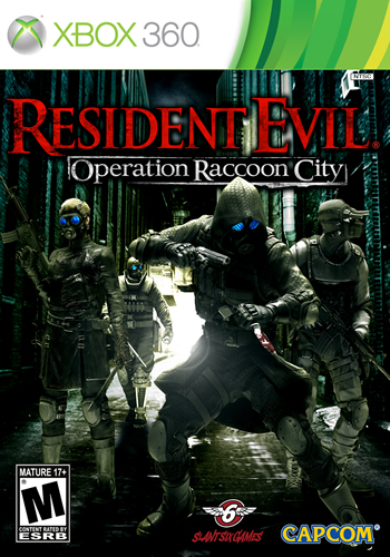 Resident Evil: Operation Raccoon City (Xbox360)