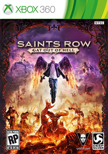 Saints Row: Gat Out of Hell (Xbox360)