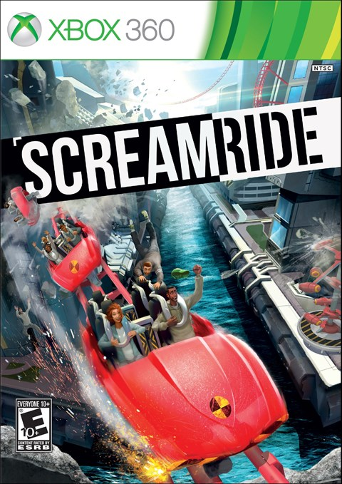 Screamride (Xbox360)