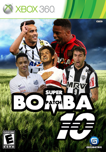 Super Bomba Patch 10 c/ Galvão Bueno (Xbox360)