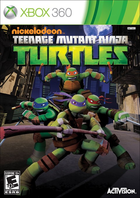 Teenage Mutant Ninja Turtles (Xbox360)