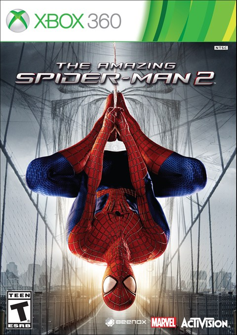The Amazing Spider-Man 2 (Xbox360)