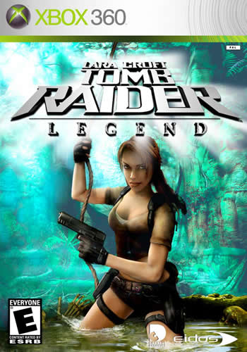 Tomb Raider: Legend (Xbox360)