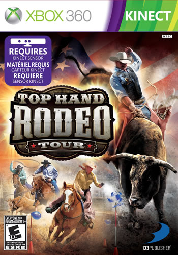 Top Hand Rodeo Tour (Xbox360)