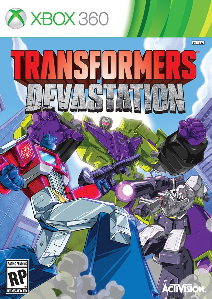 Transformers: Devastation (Xbox360)