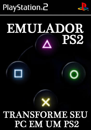 Emulador PlayStation 2 p/ PC