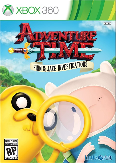 Adventure Time: Finn & Jake Investigations (Xbox360)