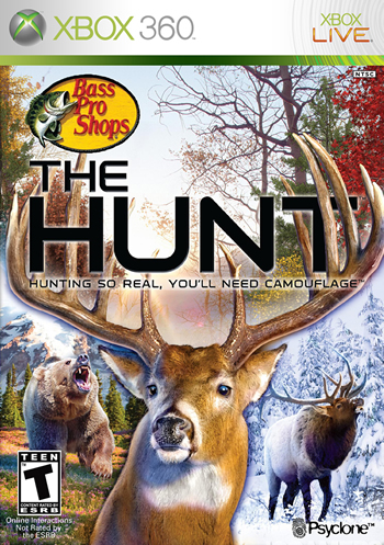 Bass Pro Shops: The Hunt (Xbox360)