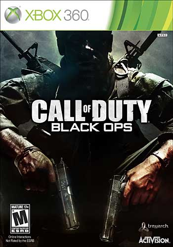 Call of Duty: Black Ops (Xbox360)