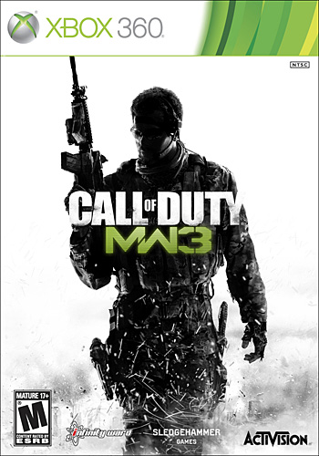 Call of Duty: Modern Warfare 3 (Xbox360)