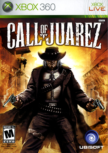Call of Juarez (Xbox360)