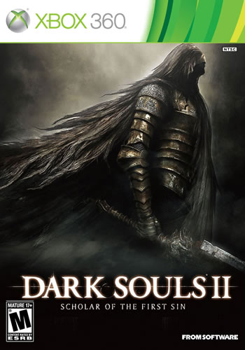 Dark Souls 2: Scholar of the First Sin (Xbox360)