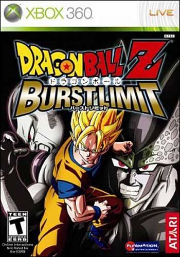 Dragon Ball Z: Burst Limit (Xbox360)