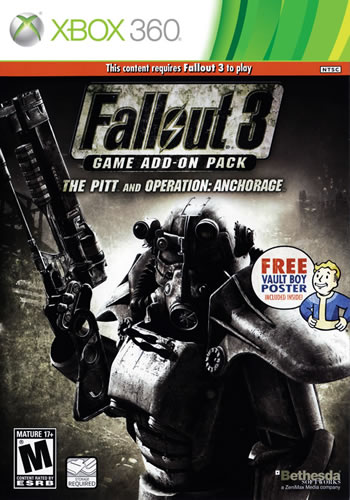 Fallout 3: The Pitt and Operation: Anchorage (Xbox360)