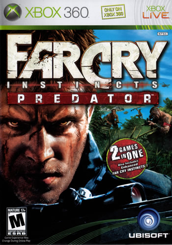 Far Cry: Instincts Predator (Xbox360)