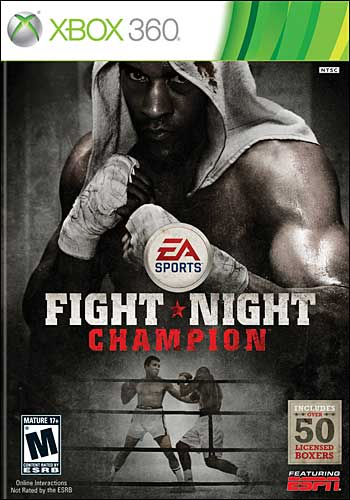 Fight Night: Champion (Xbox360)