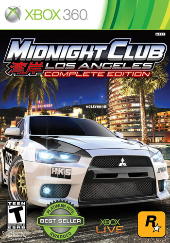 Midnight Club: Los Angeles - Complete Edition (Xbox360)